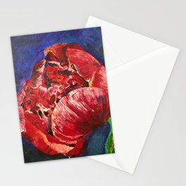 Mom's favorite bloom. Stationery Cards