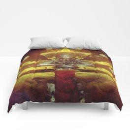 Zenyatta Art Print Comforters
