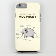 Anatomy of an Elephant Tough Case iPhone 6