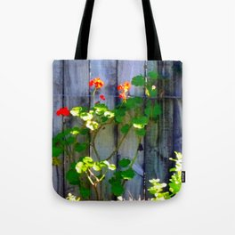 Blooming Sunday Tote Bag