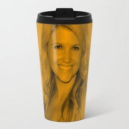Gabrielle Christian - Celebrity Travel Mug