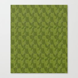 Kratom Love Canvas Print