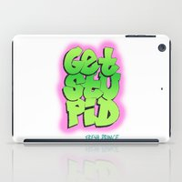 fresh prince iPad Cases featuring Fresh Prince by DeMoose_Art