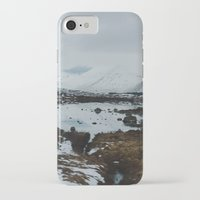 scotland iPhone & iPod Cases featuring Glencoe, Scotland by Diana Eastman