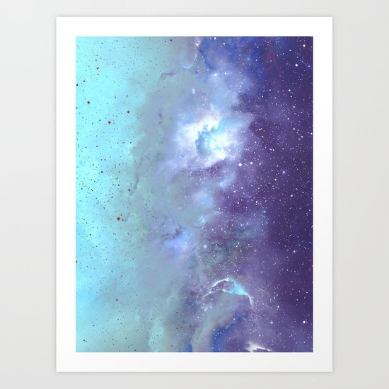 Sky Syndrome Art Print