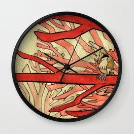 Poke #016 Wall Clock