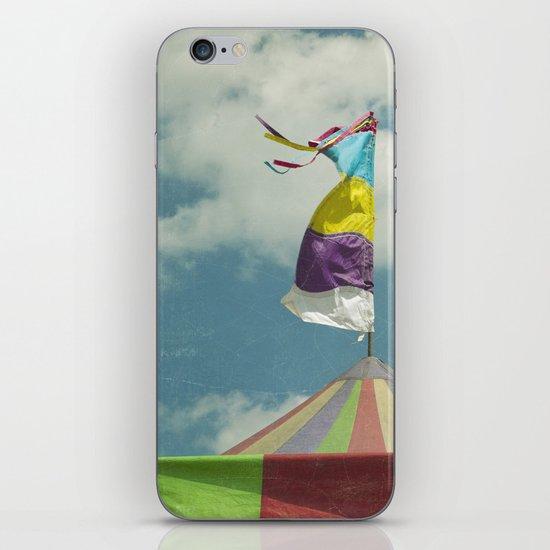 Big Top #6 iPhone & iPod Skin