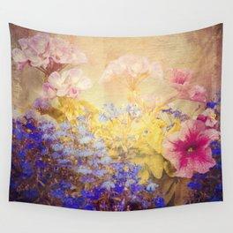 Small Garden Wall Tapestry