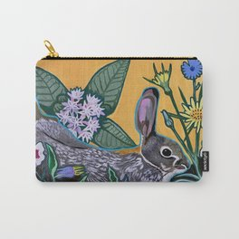Rabbit Kickin' Back Carry-All Pouch