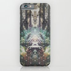 Forest Grid Slim Case iPhone 6s