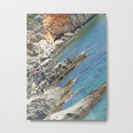 marine collection. Greece. Kefalonia Metal Print