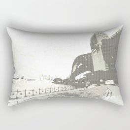 Kirribilli, Sydney Rectangular Pillow