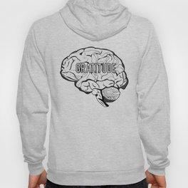 GRATITUDE Brain Hoody
