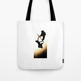 Free Fall I Tote Bag