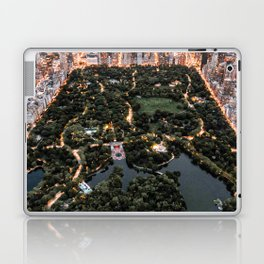 Central Park New York Laptop & iPad Skin