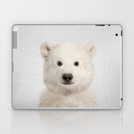 Polar Bear - Colorful Laptop & iPad Skin