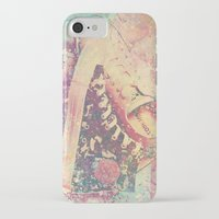 converse iPhone & iPod Cases featuring Converse by Nechifor Ionut