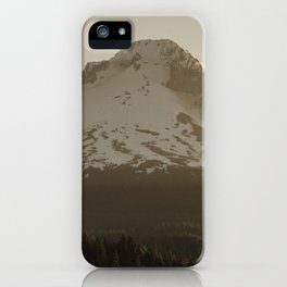 Mountain Moment iPhone Case