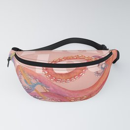 Tangled Tentacles Octopus Fanny Pack