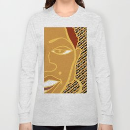 Africa Calls To Me Too Long Sleeve T-shirt