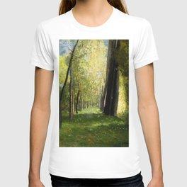 "Odilon Redon ""Lane of Trees"" T-shirt"