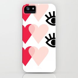 French me iPhone Case