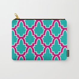 Moroccan Carry-All Pouch
