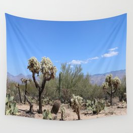The Beauty Of The Desert Wall Tapestry