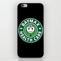 health iPhone & iPod Skins featuring Health Care by Ellador