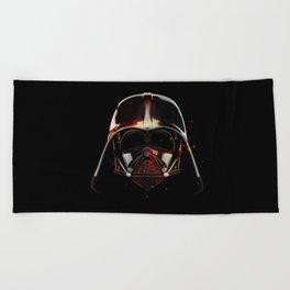 Darth Vader Shadow Beach Towel