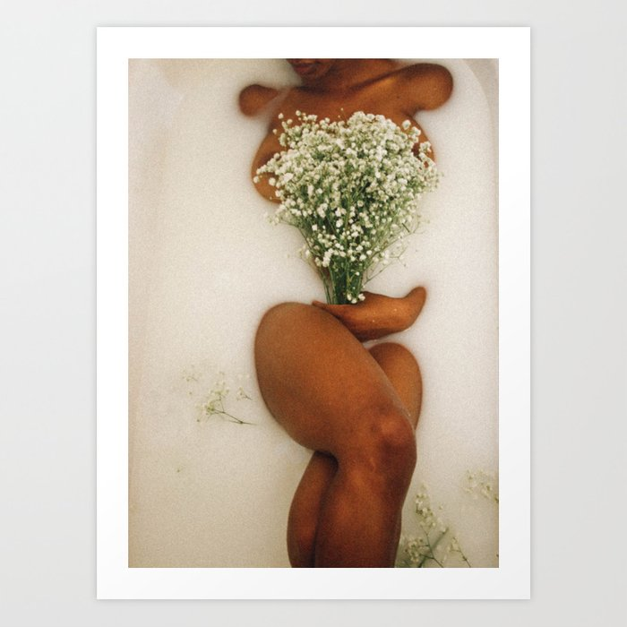 INDOMITABLE STRENGTH 00 Art Print
