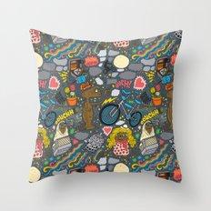 ET! Throw Pillow