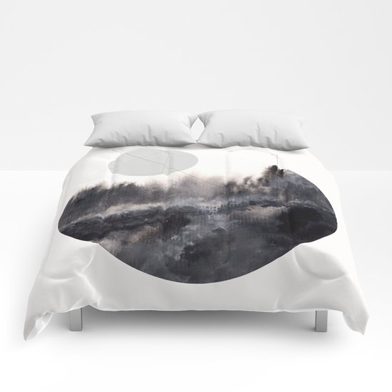 Watercolor S. 04 Comforters