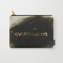 drowning in thoughts - Carry-All Pouch
