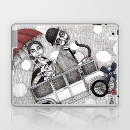 Going on Holiday Laptop & iPad Skin