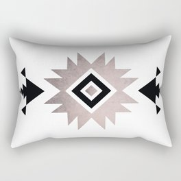 Minimalist Aztec Rectangular Pillow