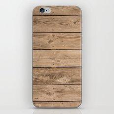 Wood I iPhone & iPod Skin