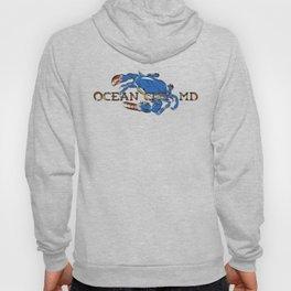Ocean City Blue Crab Hoody