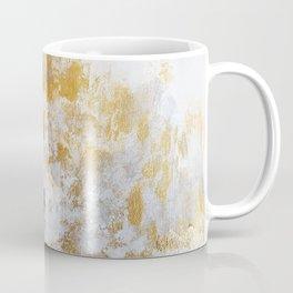 Silver & Gold Coffee Mug