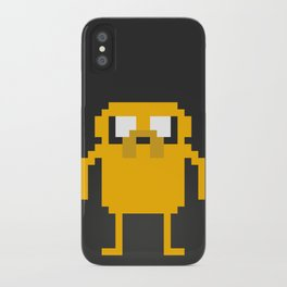 jake pixel iPhone Case