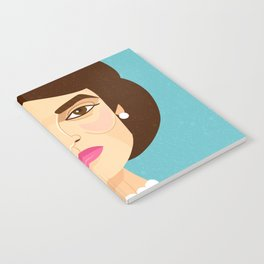Jackie Onassis Notebook