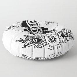 Garden Reaper Floor Pillow