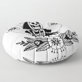 Garden Reaper Floor Pillow