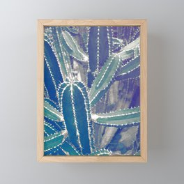 Quiescent III Framed Mini Art Print