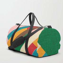 meridian pink Duffle Bag