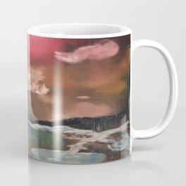 Fields of gold - Sunset valley Coffee Mug