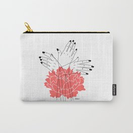Reaching For Light Carry-All Pouch