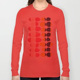 Painted Pebbles 3 Long Sleeve T-shirt