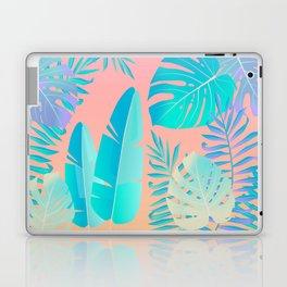 Tropics ( monstera and banana leaf pattern ) Laptop & iPad Skin