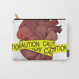i hate u, i love u Carry-All Pouch